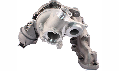 GTD1244VZ Turbocharger