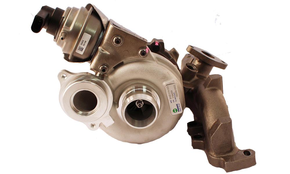GTB1446VZ Turbocharger