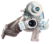 TD02H2 Turbocompresseurs