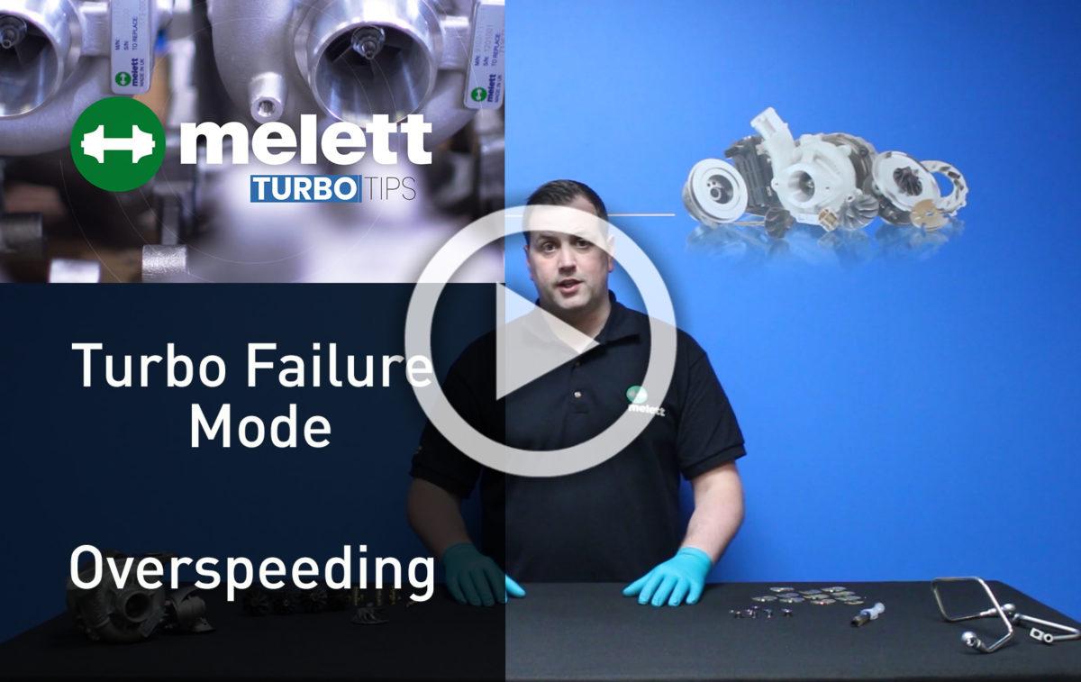 Comment  la survitesse provoque-t-elle une panne du turbocompresseur ? ?