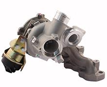 BM70B Turbocharger
