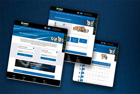 The NEW Melett Online Catalogue